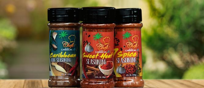 Seasonings & Hot Sauces