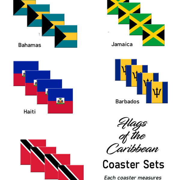 Flag Coasters Page