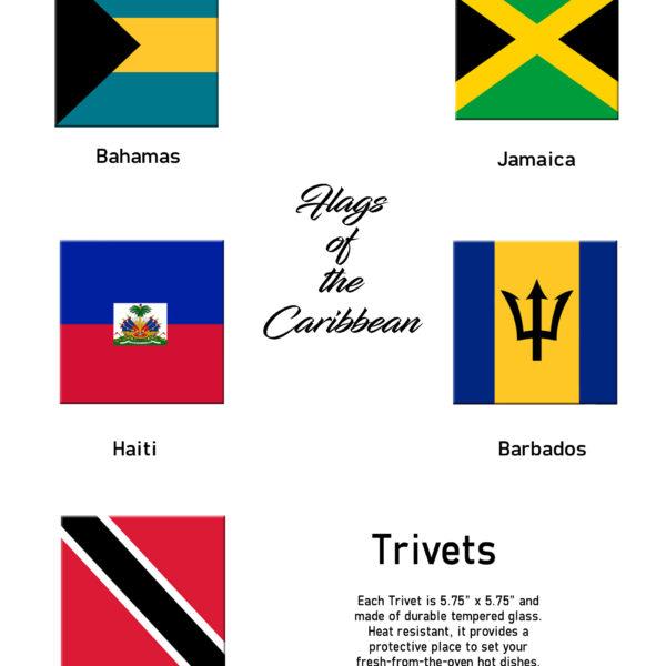 Flag Trivets Page